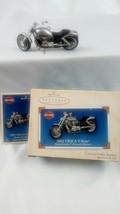 2002 VRSCA V-Rod 6th Harley-Davidson Motorcycle 2004 Hallmark Ornament w... - $19.79