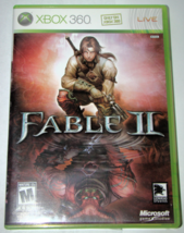 XBOX 360 - FABLE II (Complete with Manual)) - $10.00