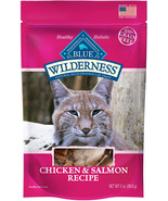 Blue Buffalo Wilderness Chicken and Turkey Grain Free Cat Treats - $5.99+