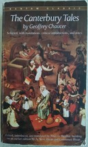 (M) The Canterbury Tales by Geoffrey Chaucer (1982, Paperback Book) - $3.95