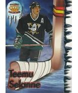 1997-98 Pacific Slap Shots Die-Cuts #1C Teemu Selanne (1:73)! - $3.99