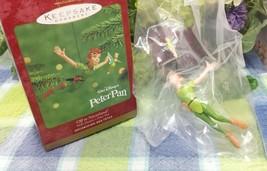 Hallmark Disney Off to Neverland Peter Pan ornament 2000 - $24.50