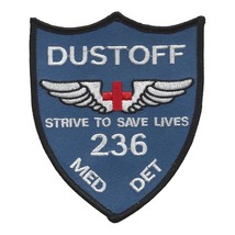 US Army 236th Aviation Medical Detachment Patch - $11.87