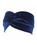 new fashion women crossed headband velvet hair band hair accessory twist... - €6,89 EUR