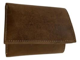 Paul & Taylor Hunter Buffalo Leather trifold 54337 - $26.95