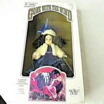 Gone With The Wind Doll Bonnie Blue Dress 76960 King World White Box Vin... - $49.49