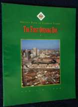 Apr 6, 1992 -Baltimore -Oriole Park at Camden Yards -The First Opening Day - $13.95