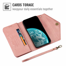 For Samsung A51 A71 5g 4g A10e 20E A21 Leather Wallet Magnetic flip back cover - $59.46
