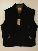 Legendary Whitetails Canvas Cross Trail Vest 2XL Black - $58.04