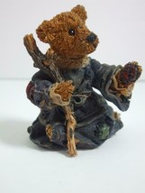 1995 Boyds Bears Nativity Series #1 Neville as Joseph Figurine #2401 - $9.85