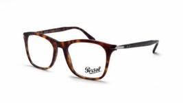 Persol Hombre Squared Gafas PO3118V 24 Havana Marco Demo Personalizable ... - $97.02
