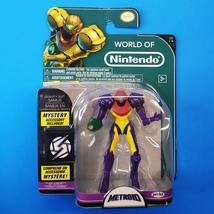 "Metroid 4"" Figures Wave 4 Samus Gravity Suit w/Power Ball - $15.00"