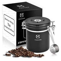 Magicafé Airtight Coffee Container Canister - co2 Valve Airscape Coffee ... - $20.08