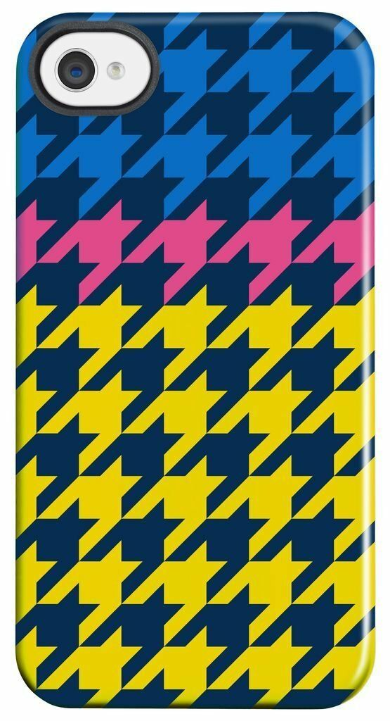 House of Holland Zig Zag iPhone 4/4S Case