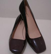 PRADA Pumps Vintage Black Brown Ombre Patent Leather NWD 39.5 - $269.99