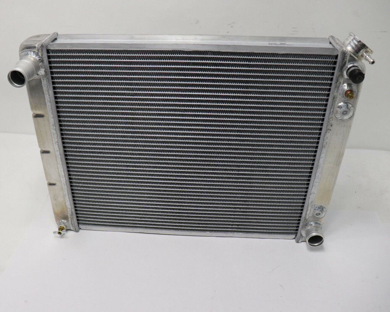 "Primary image for PWR RADIATOR Aluminum GM Muscle Car with Auto Trans  25 1/4"" X 18 3/4""   NEW"