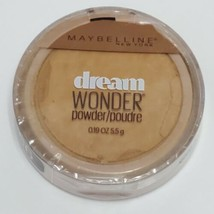 Maybelline Dream Wonder Powder 95 Coconut Silky Finish Medium Coverage Mirror - $9.99