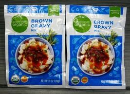 2 Pack Simple Truth ORGANIC Brown Gravy Sauce Mix 1 Oz 28 g LOT  Brand New - $9.99