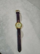 Lucky Brand Y121E Wrist Watch Purple Band - $24.75