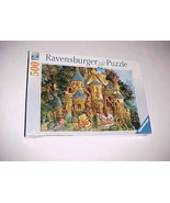 Ravensburger Puzzle 500 College of Magical Knowledge James C. Christense... - $44.50