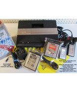 Atari 7800 Refurbished Upgraded OS NTSC | PAL MODs AV | LED | Heat Sink ... - $368.00