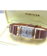 HAMILTON WILSHIRE VINTAGE NICE WATCH IN BOX - $364.18