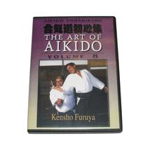 Shoshinshu Art of Aikido #8 Defensive Techniques DVD Kensho Furuya  - $22.00