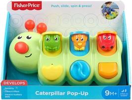 Fisher Price Catapillar Pop-Up  - $17.99