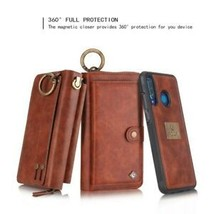 Leather Wallet Magnetic Flip back cover Case For Huawei P30 / P30 PRO / P30 LITE - $115.00