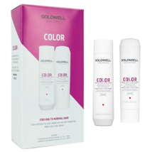 Goldwell USA Dualsenses Color Brilliance Shampoo, Conditioner Duo