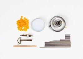 DIY 3D Wooden Puzzle Laser-Cut Mechanical Wind-Up Puzzle Model Kit, Premium Qual image 3