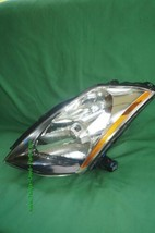 03-05 Nissan 350Z XZ33 Xenon HID Headlight Lamp Left Driver Side LH - POLISHED image 2