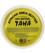 Taha 100% Natural African Smooth African Shea Butter 16oz - Solid - $12.82