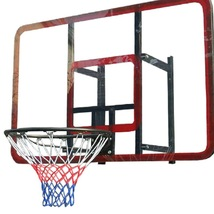 Basketball Rim Mesh Net 3mm thread 12 Loops Non-whip Basketball Net Heav... - $1.99