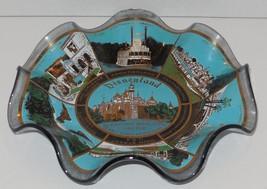 Vintage 50's 60's Disneyland  Exclusive Candy Dish Ashtray Glassware Sou... - $46.75