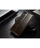 Caseme Magnetic Wallet Thin Card Holder Flip Leather Phone Case For ipho... - $15.08