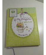 Keepsake Journal - To My Daughter with Love by New Seasons: New - $24.75