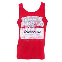 Budweiser America Tank Top Red - $33.98+