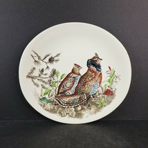 """Vintage Johnson Brothers Platter Game Birds Roughed Grouse 11 1/8"""" X 10.... - $9.99"""