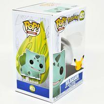 Funko Pop! Pokemon Metallic Silver Bulbasaur #453 25 Year Anniversary Figure image 5