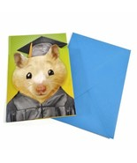 Musical Pop-Up Graduation Greeting Cardwith envelop, 3D - $9.83