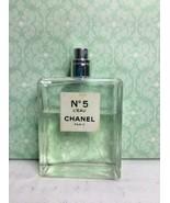 Chanel No5 L'eau Paris 3.4 oz No Box 70% FULL - $69.30