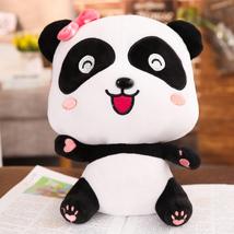 BabyBus 22/35/50cm Cute Panda Plush Toys Hobbies Cartoon Animal Stuffed Toy Doll image 5
