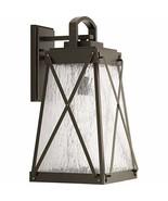 Progress Lighting P560033-020 Creighton One-Light Large Wall Lantern, An... - $261.91
