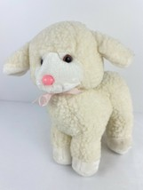 """Mary Meyer White Lamb Plush Stuffed Animal 9"""" Tall Easter Baby Cute Toy ... - $8.42"""