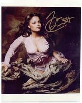 Janet Jackson autographed 8x10 color photo - $54.45