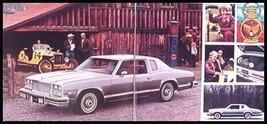 1977 Buick Prestige Brochure, Electra Riviera Regal 225 Xlnt 77 GM - $5.73