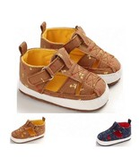 0-18 Months Summer Baby Boys Girls Sandals Toddler First Walking Shoes Y... - $16.99