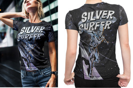 Silver Surfer Tee Womens - $21.99+