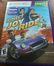 Kinect Joy Ride XBOX 360 Game Complete w/ Manual Racing  - $6.93
